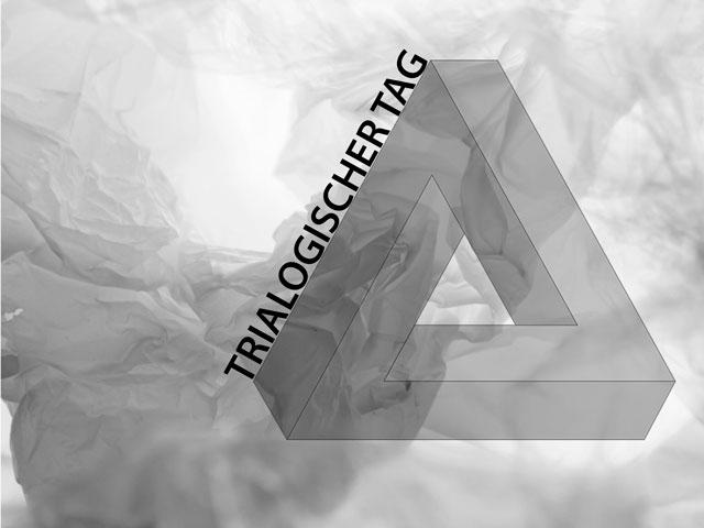 Trialogischer Tag Logo